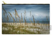 Through The Sea Oats Carry-all Pouch by Judy Hall-Folde