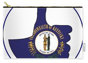 Thumbs Up Kentucky Carry-all Pouch