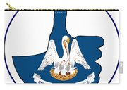 Thumbs Up Louisiana Carry-all Pouch