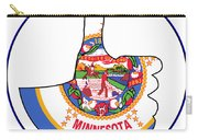 Thumbs Up Minnesota Carry-all Pouch