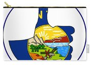 Thumbs Up Montana Carry-all Pouch