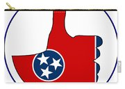 Thumbs Up Tennessee Carry-all Pouch