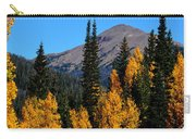 Thunder Mountain Aspens Carry-all Pouch