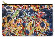 Tiger Lilies At Night Carry-all Pouch