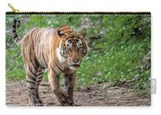 Tiger On A Stroll Carry-all Pouch