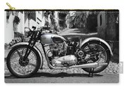 Tiger T100 Vintage Motorcycle Carry-all Pouch
