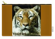 Tigers Mascot 4 Carry-all Pouch