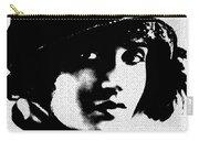 Tina Modotti Carry-all Pouch by MB Dallocchio