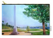 Tom Lee Monument Anniversary Print Carry-all Pouch