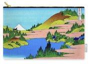Top Quality Art - Mt,fuji36view-soshu Hakone Kosui Carry-all Pouch