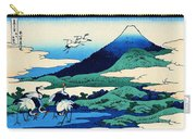 Top Quality Art - Mt,fuji36view-soshu Umezawanosho Carry-all Pouch