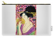 Top Quality Art - Woman With A Comb Carry-all Pouch