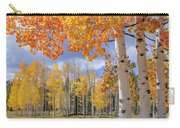 Touch Of Fall Carry-all Pouch