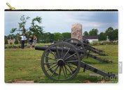 Touring The Gettysburg Battlefield Carry-all Pouch