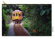 Train With Tunnel Of Pingxi Line, Taiwan Carry-all Pouch