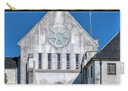 Trappist Monastery Of The Holy Spirit  Carry-all Pouch