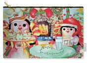 Treats For Santa Clause Carry-all Pouch