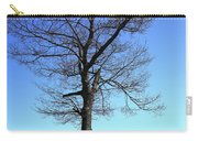 Tree And Great Lake Carry-all Pouch