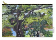 Tree At Cartecay Carry-all Pouch