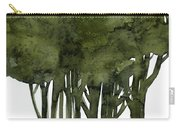 Tree Impressions 1b Carry-all Pouch