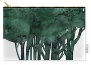 Tree Impressions 1d Carry-all Pouch