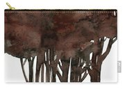 Tree Impressions No. 1 Carry-all Pouch