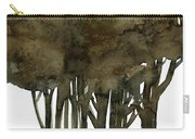 Tree Impressions No. 1a Carry-all Pouch