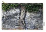 Tree In Stone Carry-all Pouch