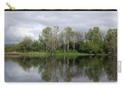 Tree Reflections Carry-all Pouch
