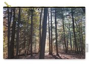 Trees And Shadows  Carry-all Pouch
