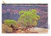 Trees Plateau Valley Colorado National Monument 2871 Carry-all Pouch