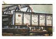 Trestle Detail Carry-all Pouch