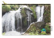Triberg Waterfalls Landscape Carry-all Pouch