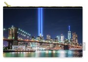 Tribute In Light From Brooklyn 1 Carry-all Pouch