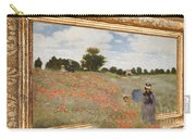 Tribute To Claude Monet Carry-all Pouch