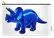 Triceratops Cartoon Carry-all Pouch