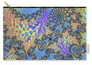 Trippy Vibrant Fractal  Carry-all Pouch