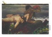 Triton And Nereid Carry-all Pouch