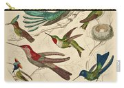 Trochilus - Hummingbirds Carry-all Pouch