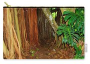 Tropical Corner Carry-all Pouch