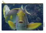 Tropical Fish Poses. Carry-all Pouch