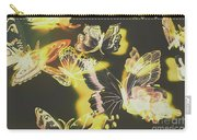 Tropical Glow Carry-all Pouch