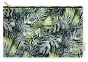Tropical Leaves I Carry-all Pouch