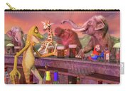 Tropical Paradise Sunset Bar Carry-all Pouch
