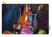 Tulip In Still Life Carry-all Pouch