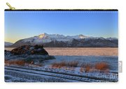 Turnagain Arm And Kenai Mountains Alaska Carry-all Pouch