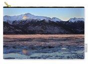 Turnagain Arm At Dawn Alaska Carry-all Pouch