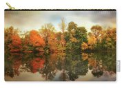 Twin Pond Reflections Carry-all Pouch