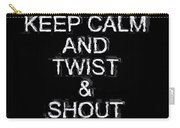 Twist And Shout V3 Carry-all Pouch