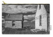 Two Sheds In Blue Rocks #2 Carry-all Pouch